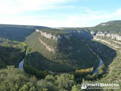 Cañones y nacimento del Ebro - Monte Hijedo;sitios a visitar en madrid;beneficios del senderismo
